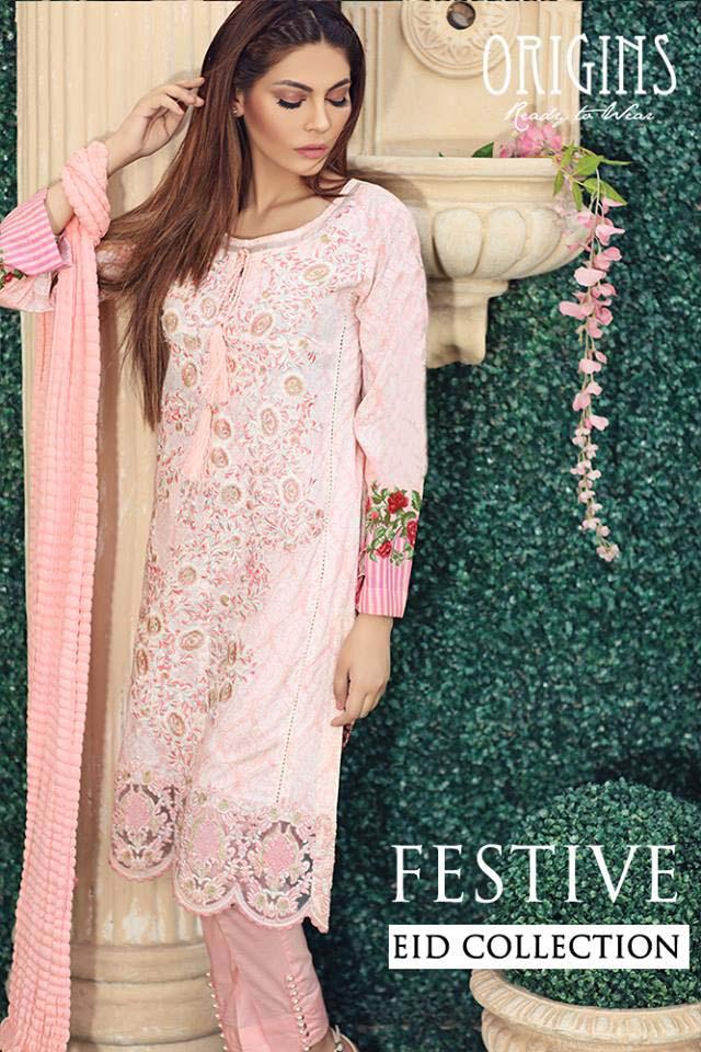 Origins Festive Eid Dresses Collection for Women 2016-2017 (13)
