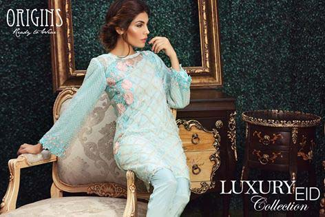 Origins Festive Eid Dresses Collection for Women 2016-2017 (15)