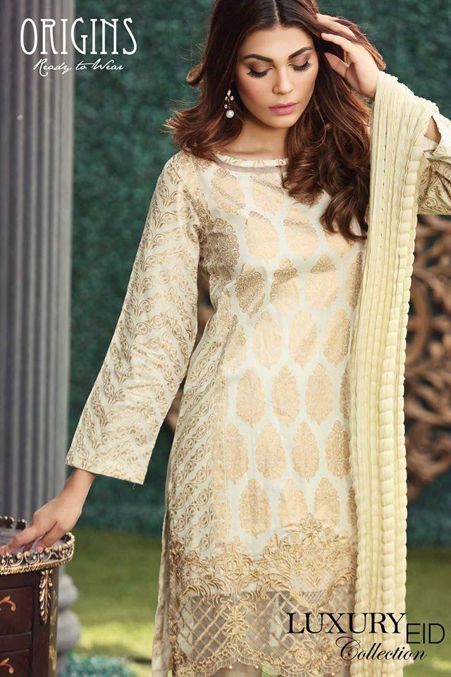 Origins Festive Eid Dresses Collection for Women 2016-2017 (3)