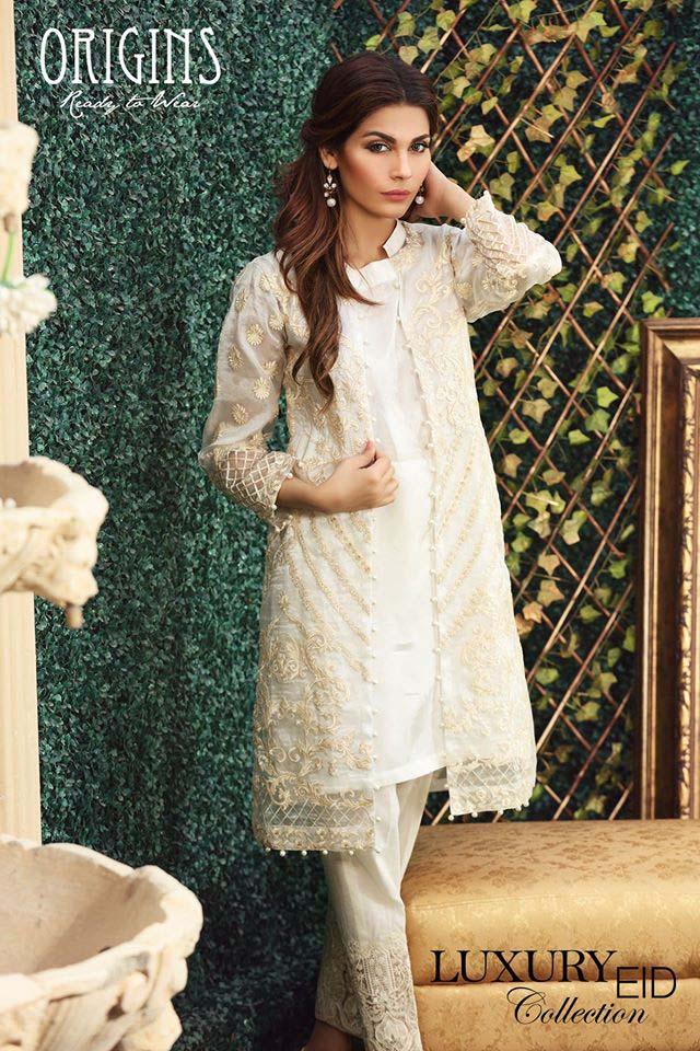 Origins Festive Eid Dresses Collection for Women 2016-2017 (4)