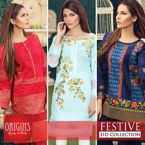 Origins Eid Dresses for women