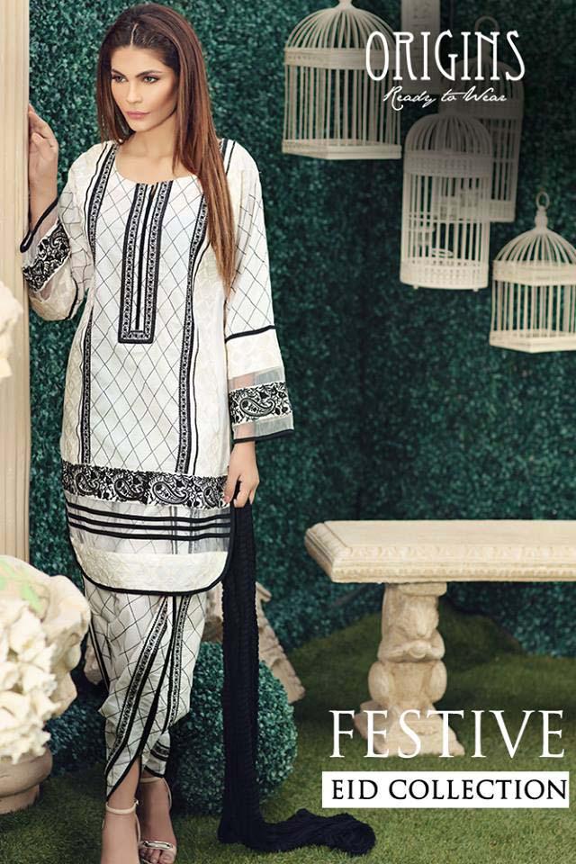 Origins Festive Eid Dresses Collection for Women 2016-2017 (7)