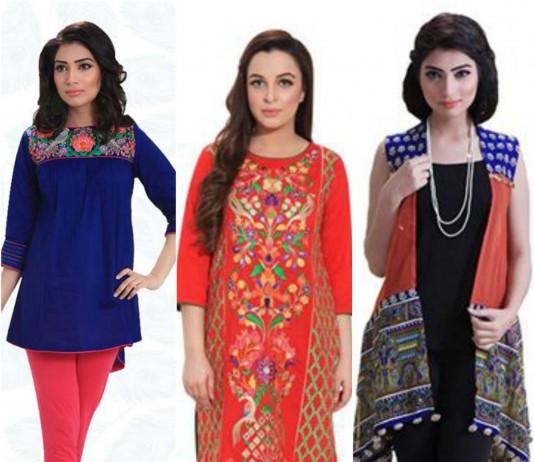 Rang Ja 2016 eid dresses