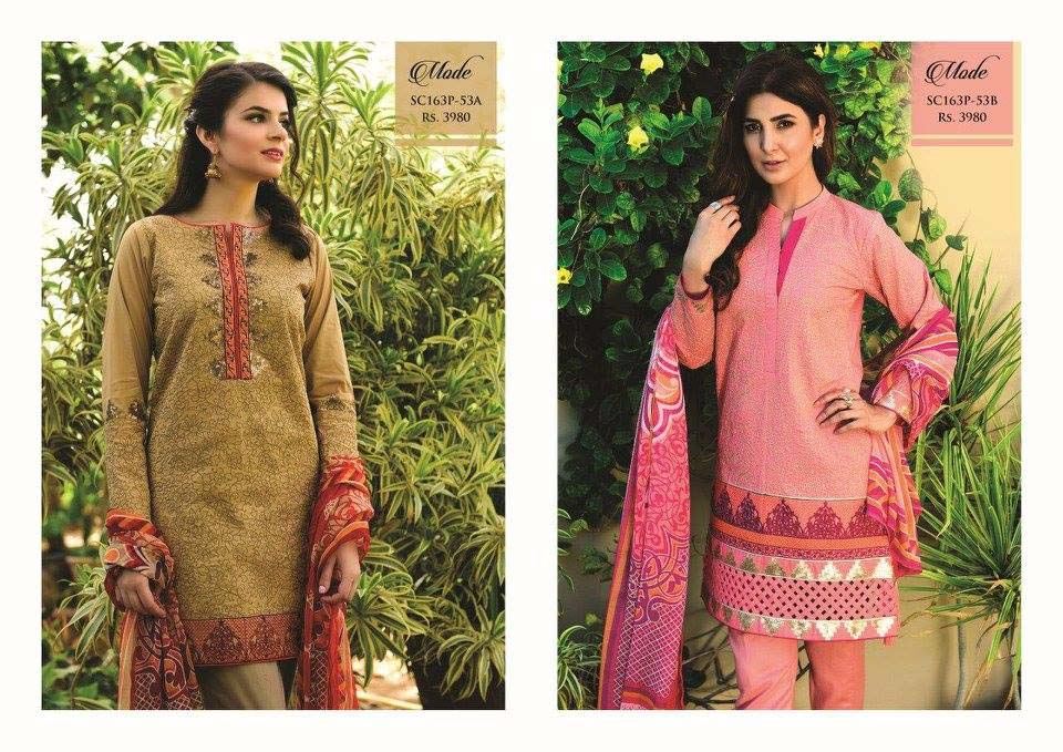 Eid Dresses by Bonanza