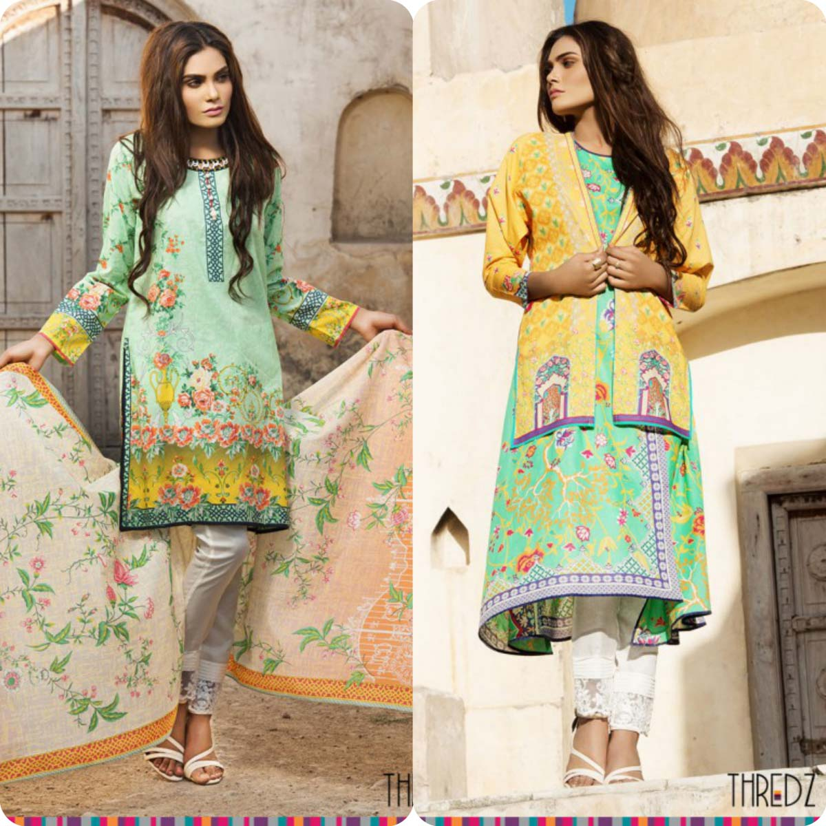 Thredz embroidered Collection 2016