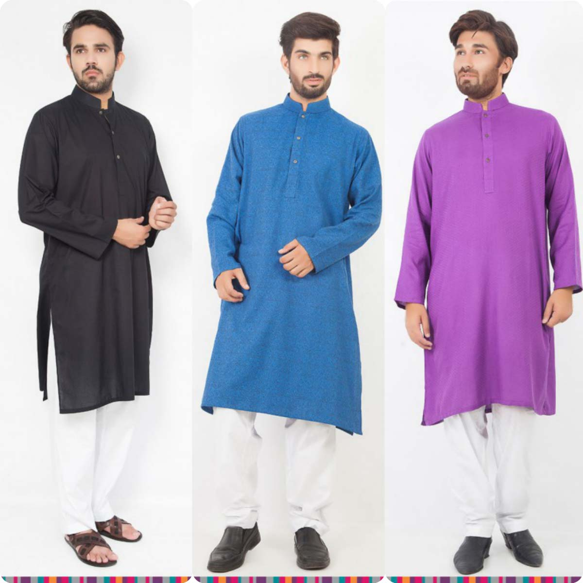 Latest Thredz Men\'s Wear Dresses for Eid 2016 | Stylo Planet