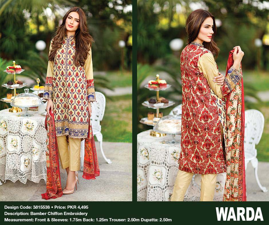 Warda Designers Festive Eid Collection 2016 With Prices- LookBook (11)