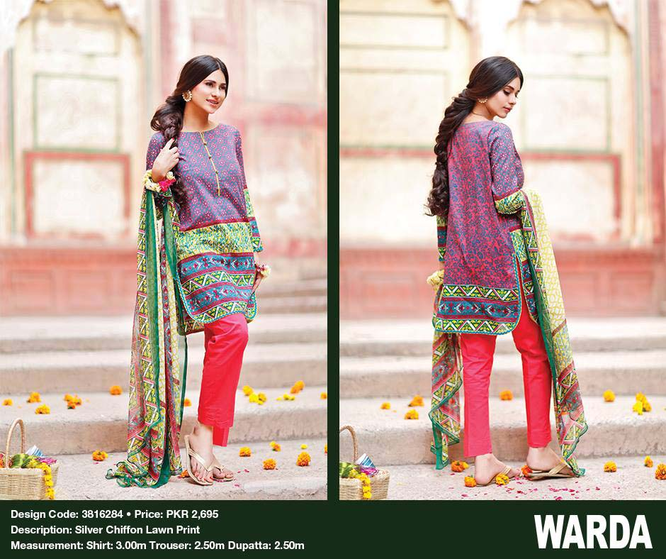 Warda Designers Festive Eid Collection 2016 With Prices- LookBook (13)