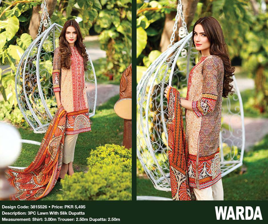 Warda Designers Festive Eid Collection 2016 With Prices- LookBook (14)