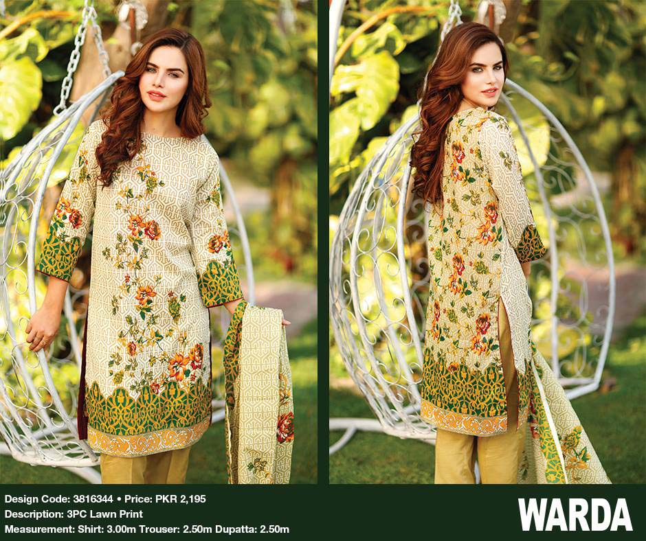 Warda Designers Festive Eid Collection 2016 With Prices- LookBook (16)