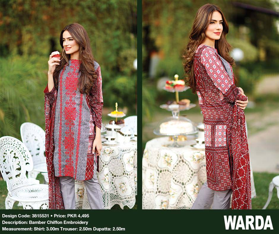 Warda Designers Festive Eid Collection 2016 With Prices- LookBook (17)