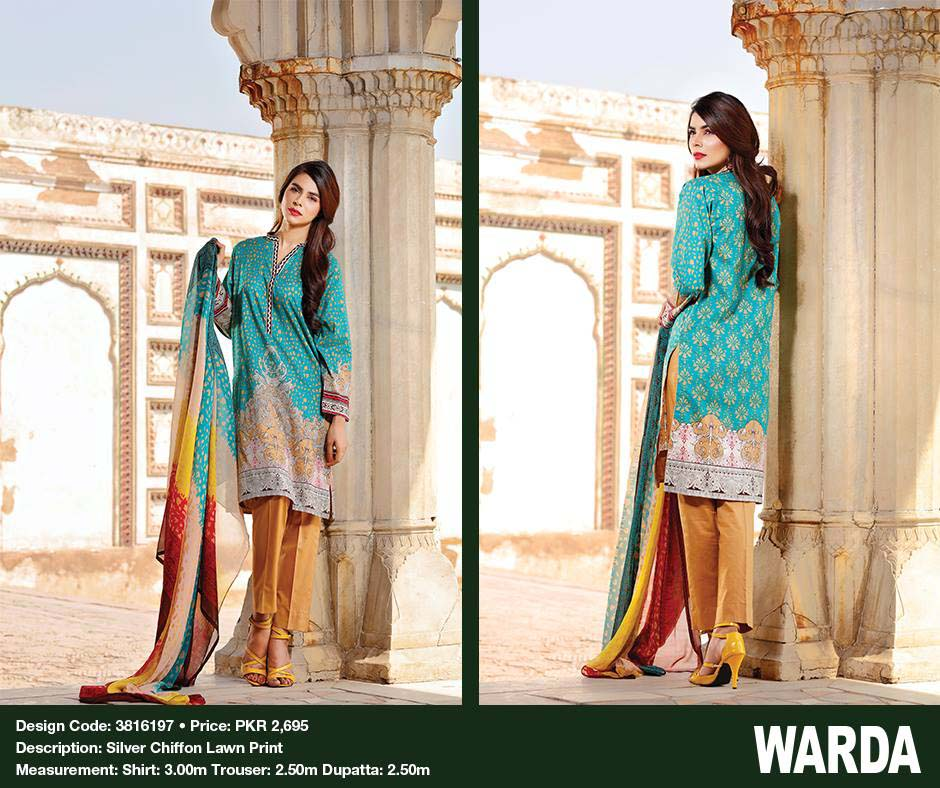Warda Designers Festive Eid Collection 2016 With Prices- LookBook (18)