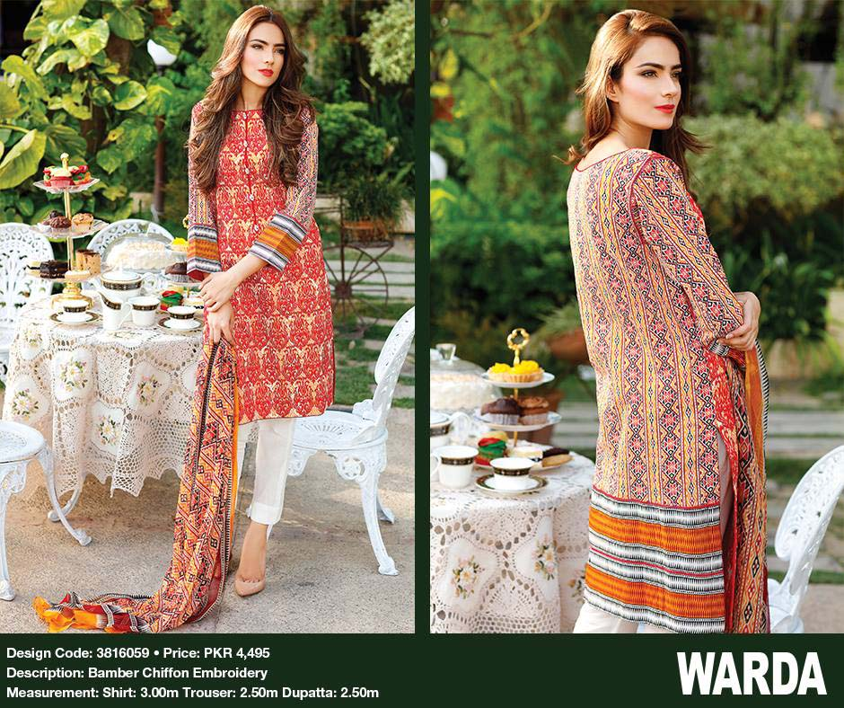 Warda Designers Festive Eid Collection 2016 With Prices- LookBook (22)