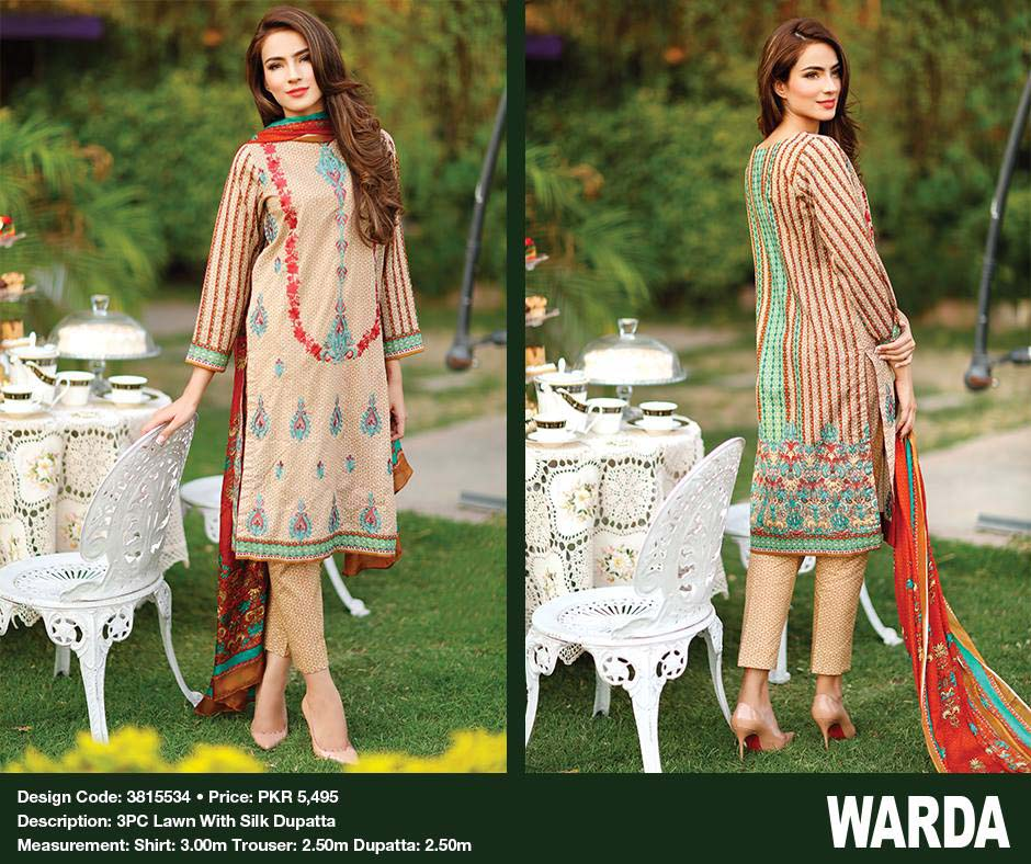 Warda Designers Festive Eid Collection 2016 With Prices- LookBook (25)