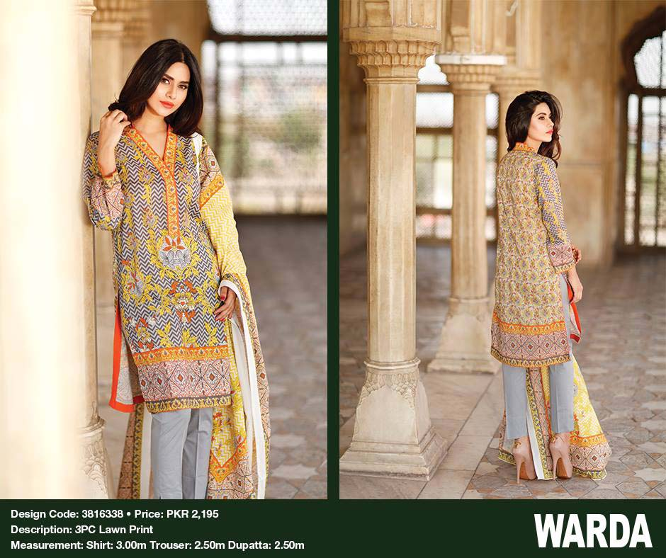 Warda Designers Festive Eid Collection 2016 With Prices- LookBook (26)