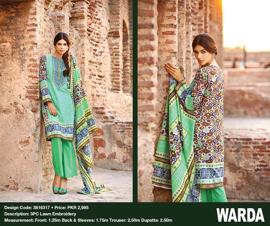 Warda Designers Festive Eid Collection 2016 With Prices- LookBook (27)