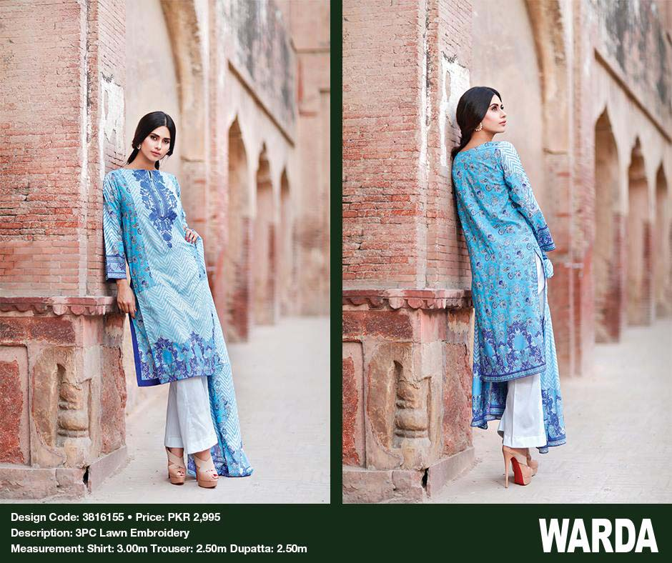 Warda Designers Festive Eid Collection 2016 With Prices- LookBook (29)