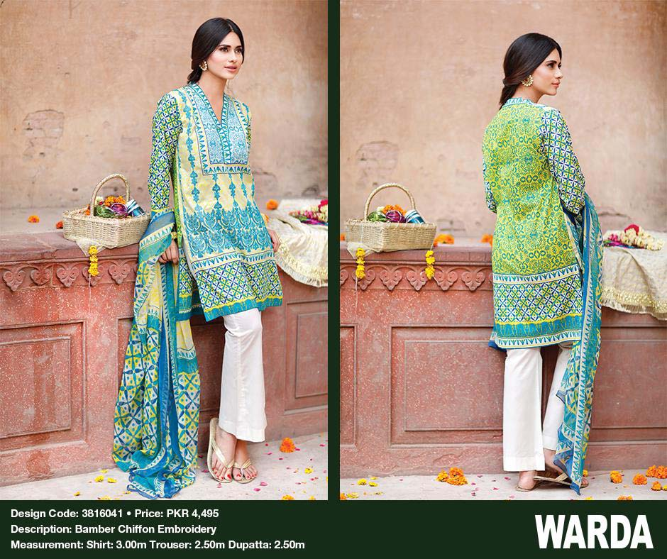 Warda Designers Festive Eid Collection 2016 With Prices- LookBook (5)