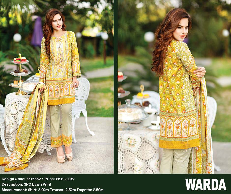 Warda Designers Festive Eid Collection 2016 With Prices- LookBook (7)