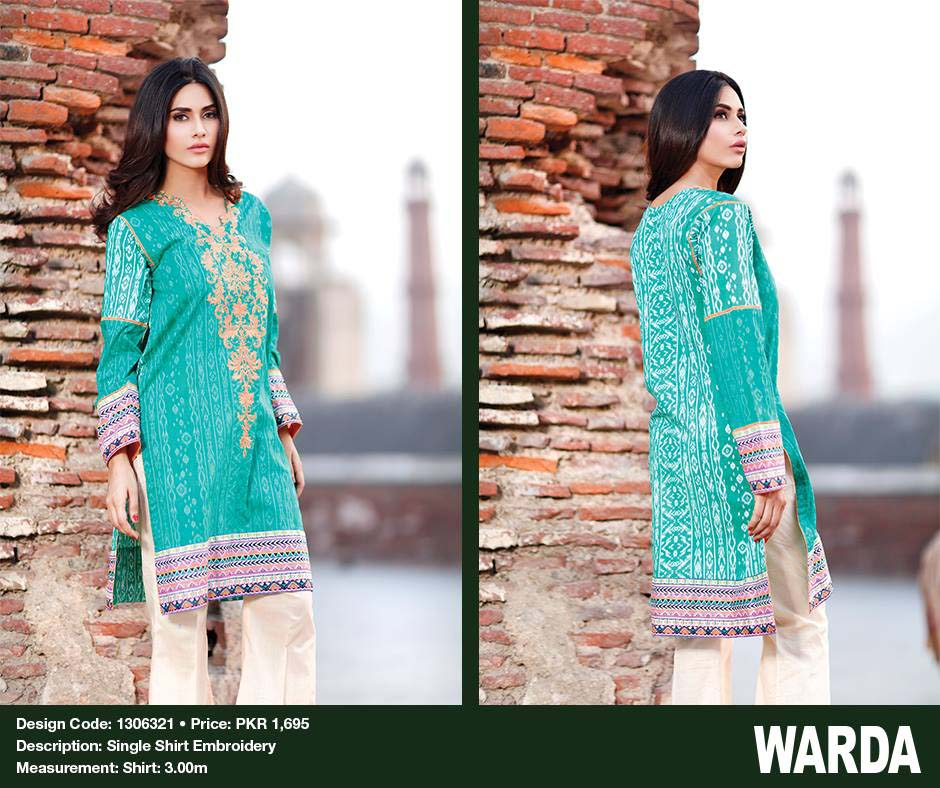 Warda Designers Festive Eid Collection 2016 With Prices- LookBook (8)
