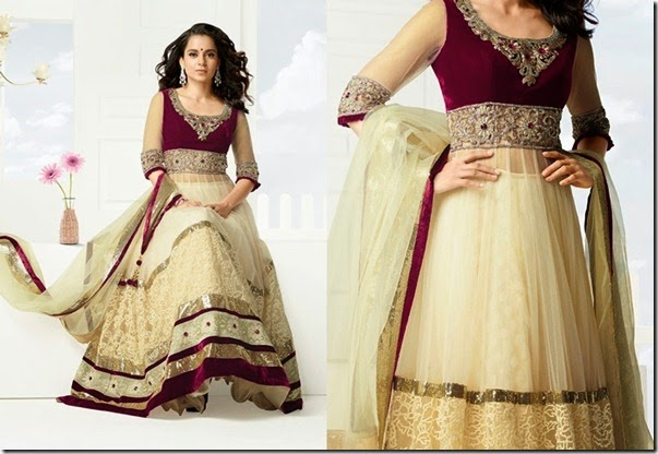 Anarkali Gala Design Types (2)