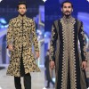 HSY Men Wedding Wear Sherwani Designs 2016-2017 (11)