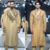 HSY Men Wedding Wear Sherwani Designs 2016-2017 (2)
