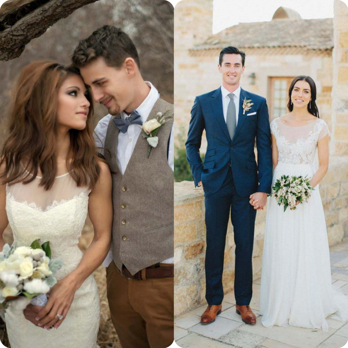 Latest Wedding Gowns And Suits :