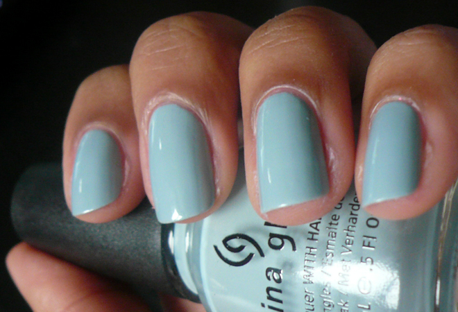Light Pastel Blue