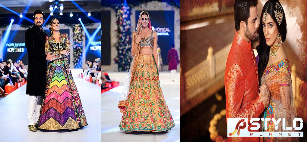 5c7de3655e Bridal Wear Dresses Designs by Nomi Ansari '16 | Stylo Planet