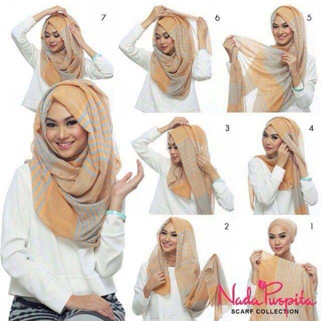 Beautiful Hijab Style Collection With Tutorial | Stylo Planet