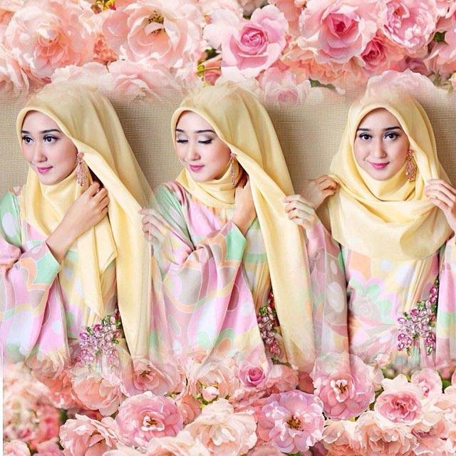 7ecea1b7b8b Top 20 latest And Stylish Hijab Tutorial For Girls 2016-2017 (4)