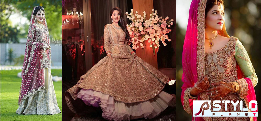 Latest Bridal Barat Dresses Collection 2016 | Stylo Planet