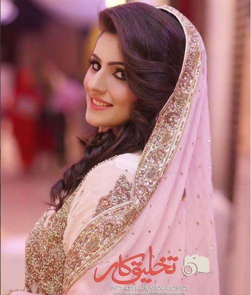 Beautiful Bridal Barat Dresses Designs Collection 2016-2017 for Wedding Brides (35)