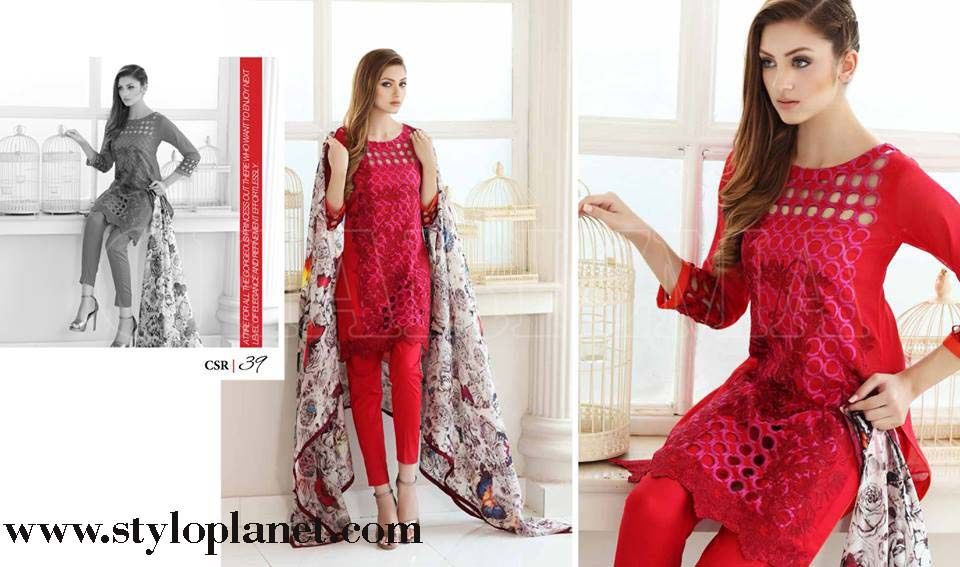 Charizma Swiss Range Eid Collection Vol-4 for Women 2016-2017 (10)