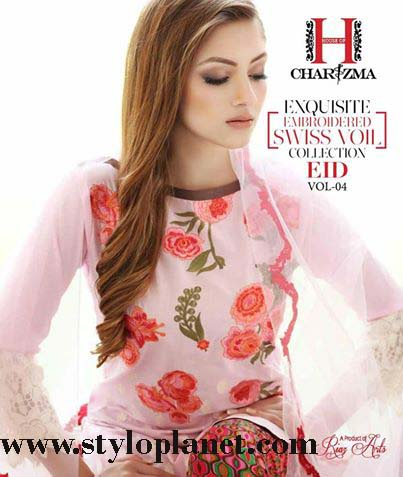 Charizma Swiss Range Eid Collection Vol-4 for Women 2016-2017 (12)