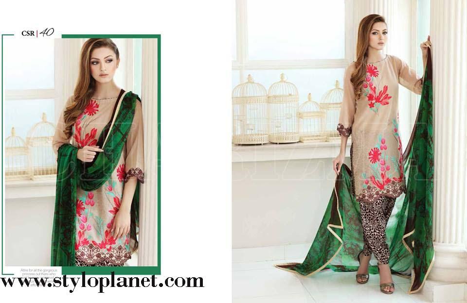 Charizma Swiss Range Eid Collection Vol-4 for Women 2016-2017 (14)