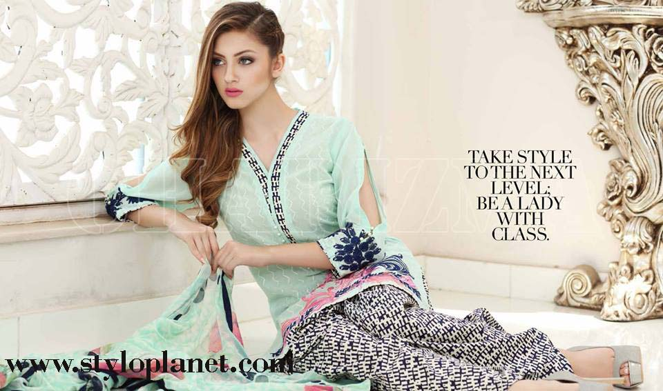 Charizma Swiss Range Eid Collection Vol-4 for Women 2016-2017 (15)