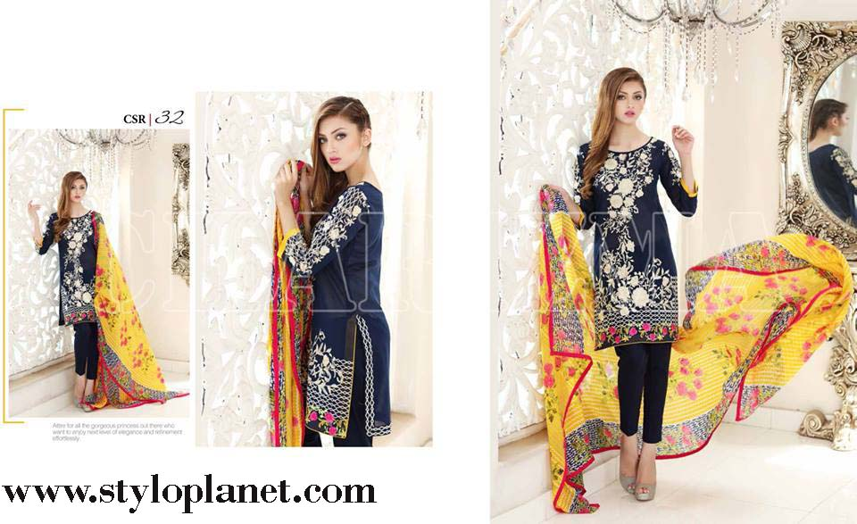 Charizma Swiss Range Eid Collection Vol-4 for Women 2016-2017 (17)
