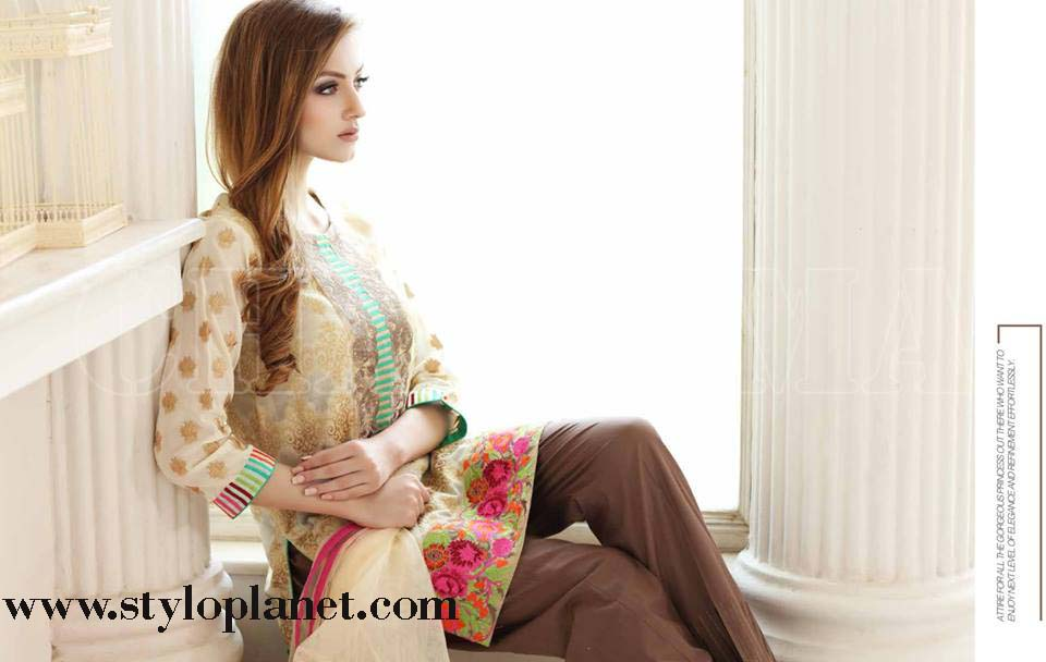 Charizma Swiss Range Eid Collection Vol-4 for Women 2016-2017 (19)