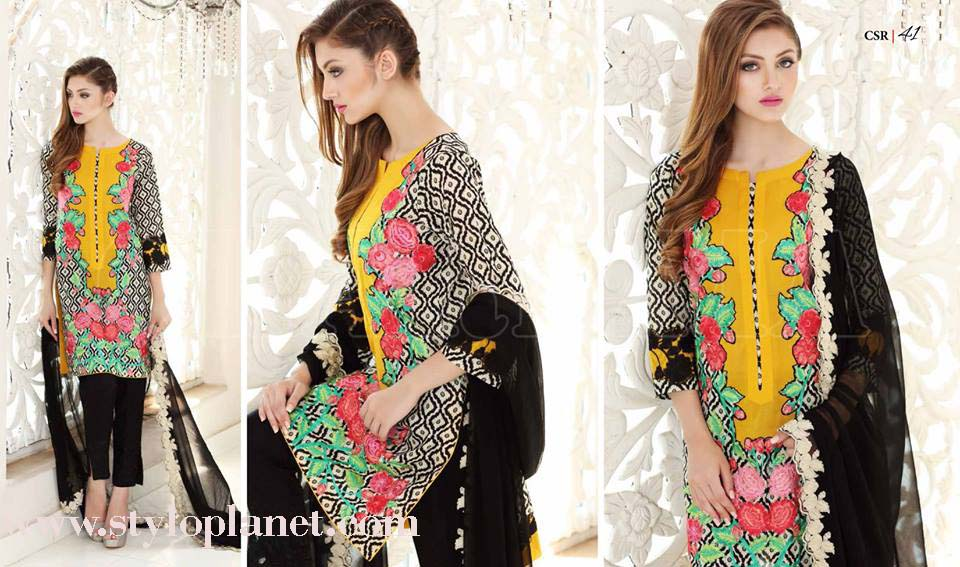 Charizma Swiss Range Eid Collection Vol-4 for Women 2016-2017 (23)