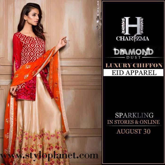 Charizma Eid Dresses