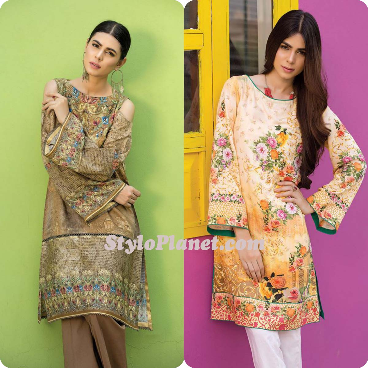 Kayseria New Eid-Ul-Adha Collection for Women 2016-2017 (2)