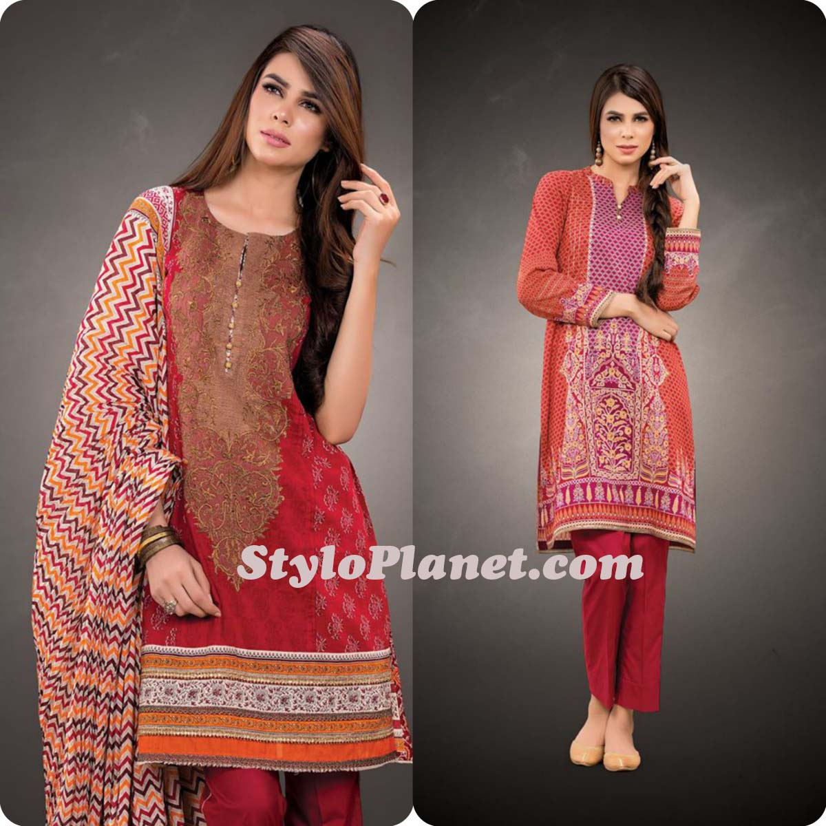 Kayseria New Eid-Ul-Adha Collection for Women 2016-2017 (9)