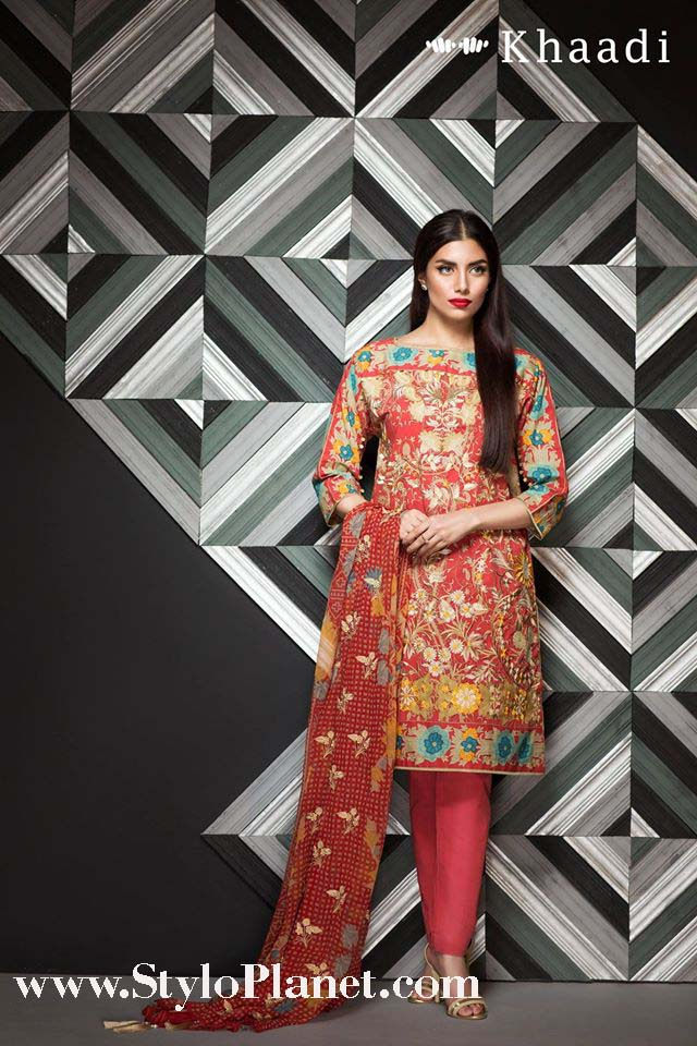 Khaadi Luxrious Festive Eid Collection 2016-2017 Designs for Women (10)