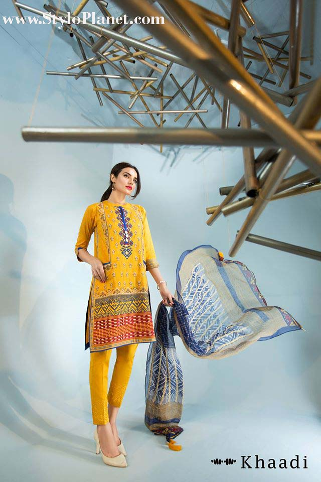 Khaadi Luxrious Festive Eid Collection 2016-2017 Designs for Women (22)
