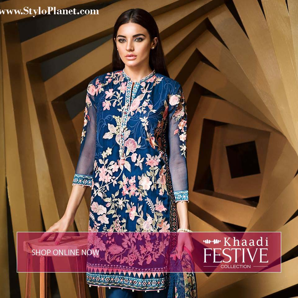 Khaadi Luxrious Festive Eid Collection 2016-2017 Designs for Women (24)