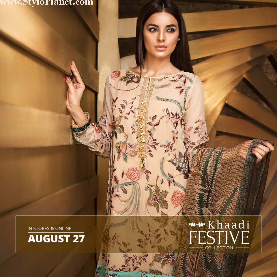 Khaadi Luxrious Festive Eid Collection 2016-2017 Designs for Women (28)