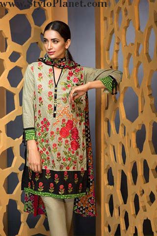 Khaadi Luxrious Festive Eid Collection 2016-2017 Designs for Women (3)