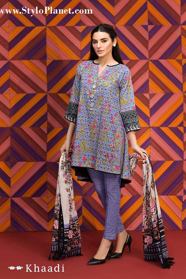 Khaadi Luxrious Festive Eid Collection 2016-2017 Designs for Women (30)